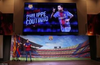 Philippe Coutinho rạng ngời ra mắt sau chiến thắng 3 sao của Barca