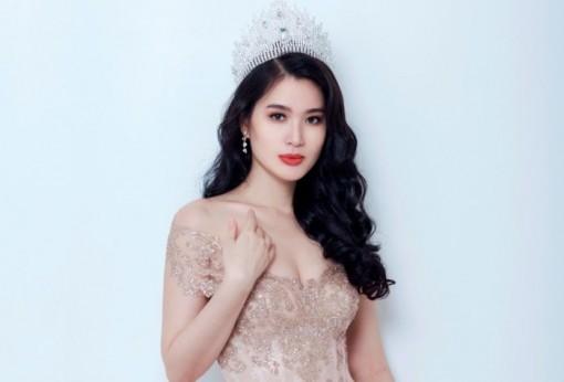 Hoa hậu Vũ Bình Minh được chọn làm Đại sứ văn hóa Việt - Đài