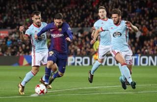 Messi tỏa sáng, Barcelona ra oai ở Cúp Nhà vua