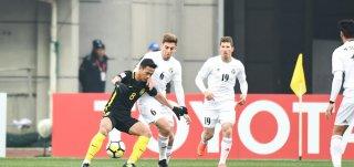 U.23 Malaysia gây sốc khi cầm hoà đối thủ Jordan