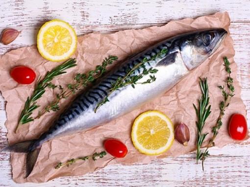 Trẻ ăn cá thông minh và ngủ ngon hơn