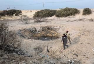 Không quân Israel đánh sập đường hầm vào Ai Cập của Hamas