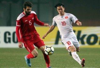 Vào tứ kết U23 châu Á, U23 Việt Nam viết bản anh hùng ca