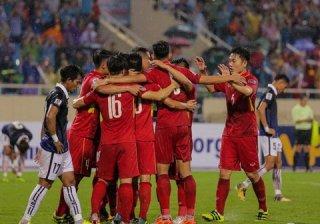 Bóng đá Việt Nam thu hẹp khoảng cách với Iraq trên BXH FIFA thế giới