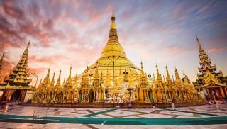 Đến Myanmar, khởi đầu một năm mới an lành