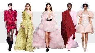 14 trang phục couture đỉnh cao nhất mùa xuân hè 2018 khiến ai cũng trầm trồ