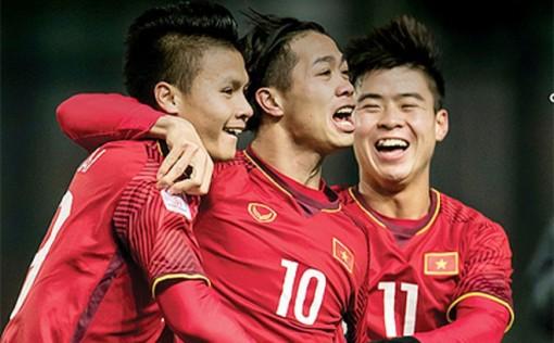 Nghệ sĩ Việt bày tỏ lòng tự hào vì màn thể hiện của các chàng trai U23