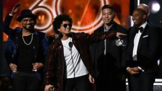 Grammy 2018: Nam ca sĩ Bruno Mars xuất sắc giành 6 giải thưởng quan trọng