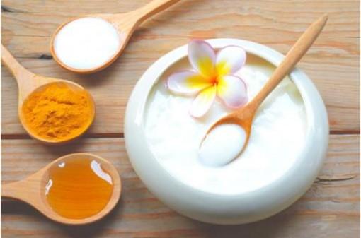 10 Công thức mặt nạ 'tinh bột nghệ' giúp da trắng mịn