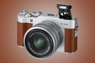 Fujifilm X-A5, máy ảnh phổ thông ra mắt