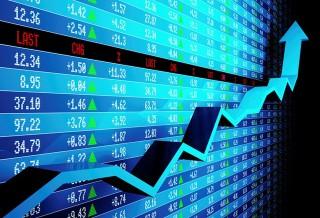 Chiều nay, VN-Index 'rung lắc' dữ dội, giảm 17,3 điểm