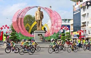 Xe đạp An Giang khẳng định sức mạnh