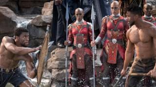 """Câu chuyện điện ảnh: """"Black Panther"""" vững vàng ở vị trí đầu bảng"""