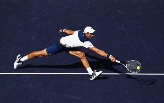 Djokovic bị loại khỏi Indian Wells bởi tay vợt Nhật Bản
