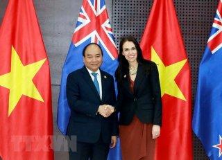 Việt Nam-New Zealand: Hướng tới quan hệ Đối tác chiến lược