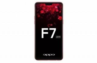 Oppo F7 màn hình 'tai thỏ' lộ diện
