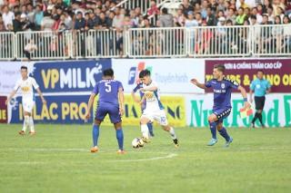 U23 Việt Nam khuấy đảo V-League: Phim hay phút cuối