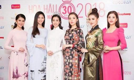 Hoa hậu Việt Nam 2018 có nhiều thay đổi mới mẻ