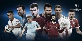 Thông tin 8 đội lọt vào tứ kết Cup C1 Champions League 2017-2018