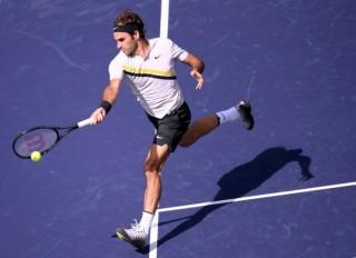 Federer gặp tài năng trẻ Hàn Quốc ở tứ kết Indian Wells