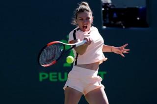 Halep 'thoát hiểm' ở vòng 2 giải Miami Open