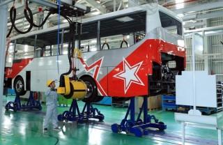 Thủ tướng dự khánh thành nhà máy ôtô Thaco Mazda tại Quảng Nam