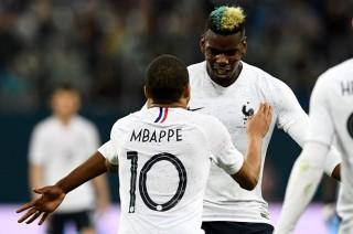 Pháp tiếp tục gieo nỗi thất vọng cho chủ nhà World Cup 2018
