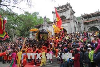 Kỷ niệm 1770 ngày mất Anh hùng dân tộc Triệu Thị Trinh và khai hội Lễ hội Bà Triệu