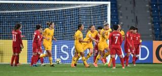 Tuyển nữ Việt Nam thua Úc 0-8, Thái Lan rộng cửa dự World Cup