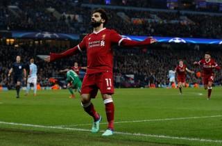 Salah và mục tiêu phá kỉ lục ghi bàn của Premier League