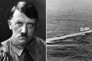 Phát hiện xác tàu ngầm nghi chở Hitler đến Nam Mỹ