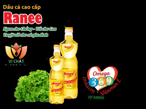 Đưa dầu ăn Ranee vào chương trình dinh dưỡng quốc gia