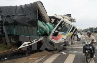 Có 12 người chết vì tai nạn giao thông ngày đầu tiên nghỉ lễ 30-4