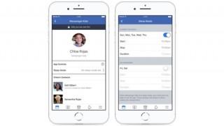 Facebook tung 'chế độ ngủ' giúp cha mẹ kiểm soát Messenger của con