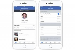 Facebook Kids có thêm tính năng lợi hại giúp cha mẹ quản lý trẻ nhỏ