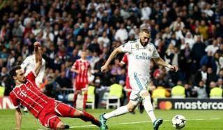 Real vào chung kết Champions League lần thứ ba liên tiếp