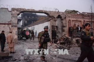 Lại xảy ra đánh bom tại điểm đăng ký bầu cử ở Afghanistan khiến ít nhất 45 người thương vong
