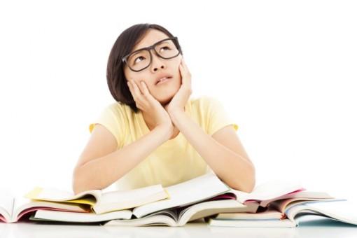 Đừng quên giải lao khi ôn bài thi
