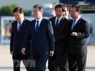 Nhật Bản, Trung Quốc, Hàn Quốc bắt đầu hội nghị thượng đỉnh