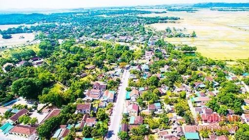 2 huyện đạt chuẩn nông thôn mới