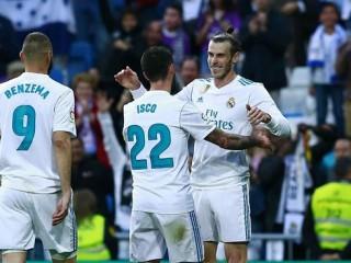 """Bale ghi cú đúp, Real đánh """"tennis"""" với Celta Vigo"""
