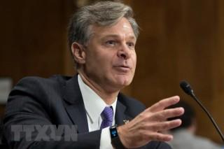 """FBI tiến hành 1.000 cuộc điều tra về các phần tử """"sói đơn độc"""""""