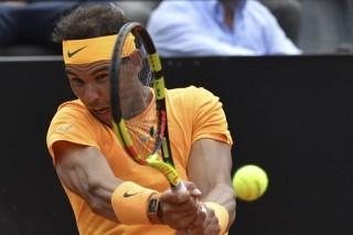 Nadal đối mặt với Djokovic ở bán kết Rome Masters