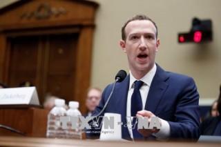 Chủ tịch Facebook xin lỗi trước Nghị viện châu Âu về vụ bê bối dữ liệu