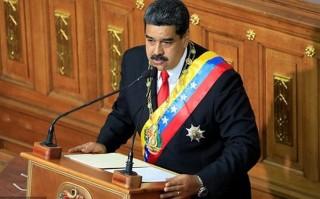 Ông Maduro tuyên thệ nhậm chức sớm, quyết tâm hồi sinh Venezuela