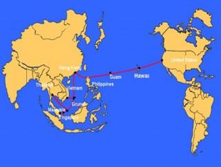 Cáp AAG được sửa đến ngày 5-6, kết nối Internet từ Việt Nam đi quốc tế lại ảnh hưởng