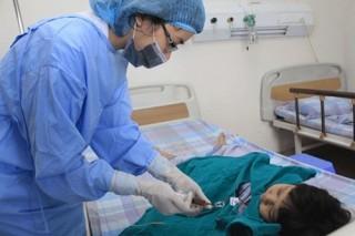 Ung thư máu là bệnh ung thư phổ biến nhất ở trẻ em Việt Nam