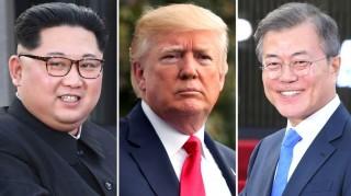 Có thể diễn ra Hội nghị Thượng đỉnh 3 bên Mỹ-Triều-Hàn ở Singapore