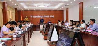 Chuẩn bị lễ công bố Quyết định 2098 và lễ kỷ niệm 130 năm ngày sinh Chủ tịch Tôn Đức Thắng