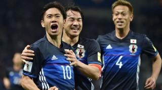 Tuyển Nhật Bản chốt danh sách 23 cầu thủ dự VCK World Cup 2018